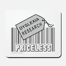 DYSLEXIA CAUSE Mousepad