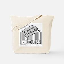 DYSLEXIA CAUSE Tote Bag
