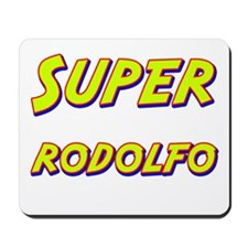 Super rodolfo Mousepad
