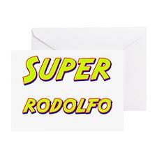 Super rodolfo Greeting Card