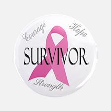 """Survivor 1 3.5"""" Button (100 pack)"""