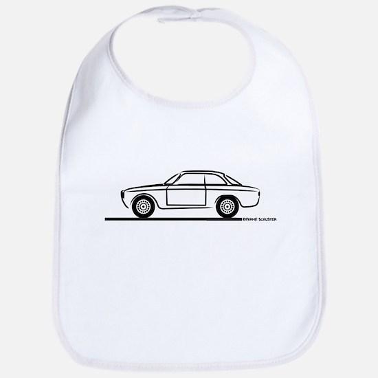 Alfa GTV GTA_Blk Baby Bib