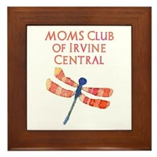 MOMS CLUB OF IRVINE CENTRAL Framed Tile