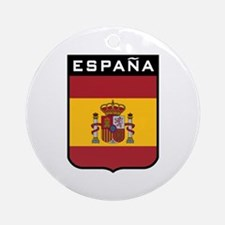 Espana Ornament (Round)