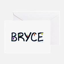 Bryce (Boy) Greeting Card