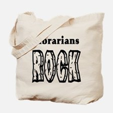 Librarians Rock Tote Bag