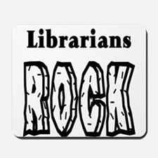 Librarians Rock Mousepad