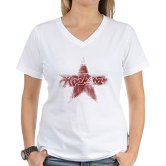 Super Distressed Rockstar Shirt