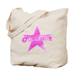 Super Distressed Rockstar Tote Bag