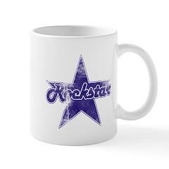 Super Distressed Rockstar Mug