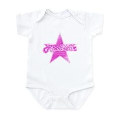 Super Distressed Rockstar Infant Bodysuit