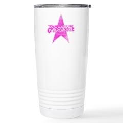 Super Distressed Rockstar Travel Mug