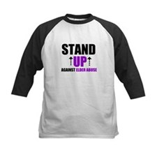 Elder Abuse Stand Up Tee