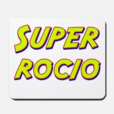Super rocio Mousepad