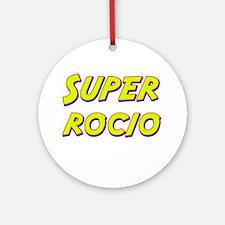 Super rocio Ornament (Round)