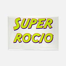 Super rocio Rectangle Magnet