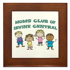 MOMS CLUB OF IRVINE -KIDS Framed Tile