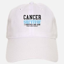 Cancer Survivor Baseball Baseball Cap
