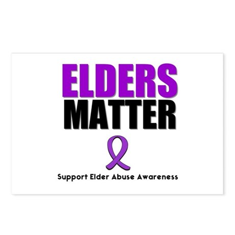 Elders Matter Postcards (Package of 8)