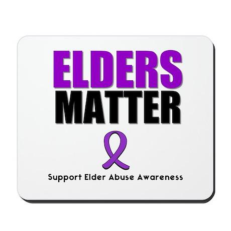 Elders Matter Mousepad