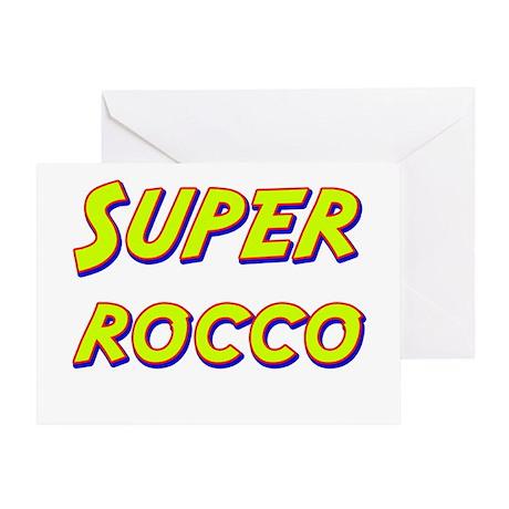 Super rocco Greeting Card