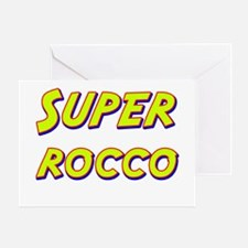 Super rocco Greeting Card