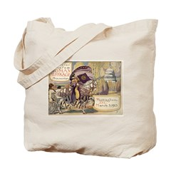 Women's Suffrage Tote Bag