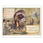Great Suffrage Parade 1913 DC Progam Cover Poster