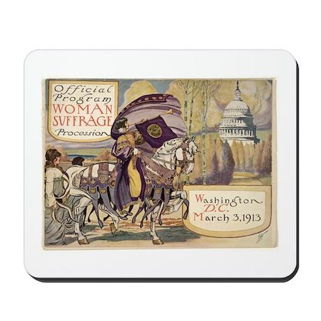Women's Suffrage Mousepad