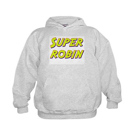 Super robin Kids Hoodie