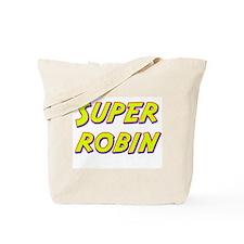 Super robin Tote Bag