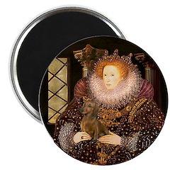 Queen / Dachshund #1 Magnet