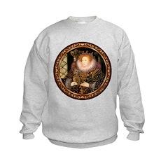 Queen / Dachshund #1 Sweatshirt