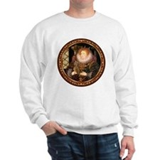 Queen / Dachshund #1 Sweatshirt