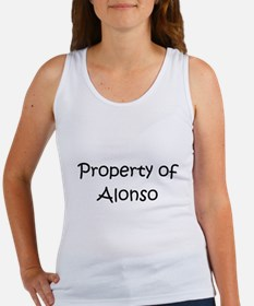 Funny Alonso Women's Tank Top