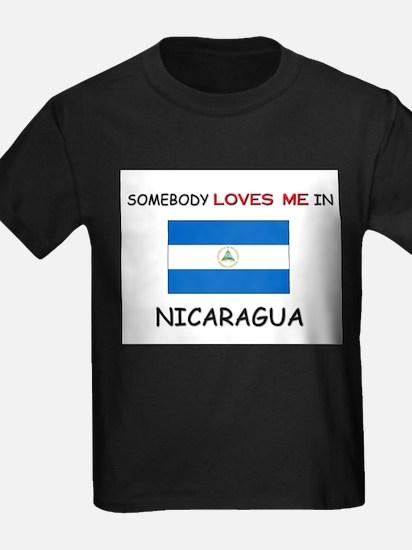 Somebody Loves Me In NICARAGUA T