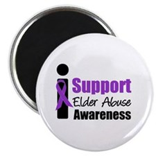 Elder Abuse Support Magnet