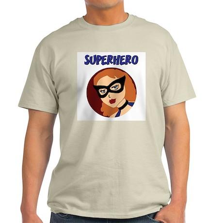 Retro superhero betty light t shirt retro superhero betty for Retro superhero t shirts