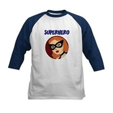 Retro Superhero Betty Tee