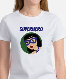 Retro Superhero Susie Tee