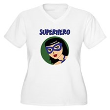 Retro Superhero Susie T-Shirt