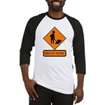 Men at Work 2 Baseball Jersey