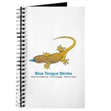 Blue Tongue Skinks Journal