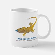 Blue Tongue Skinks Mug