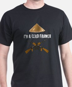 Lead Farmer (Dark) T-Shirt