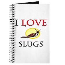 I Love Slugs Journal