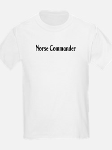 Norse Commander T-Shirt