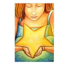 The Star Keeper's Wish Postcards (Package of 8)
