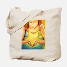 The Star Keeper's Wish Tote Bag