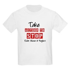Elder Abuse Awareness T-Shirt